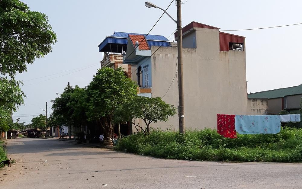 Vụ Bản, Nam Định: Hàng loạt nhà ở trong Cụm Công nghiệp, chính quyền nói sử dụng đúng mục đích - Ảnh 1