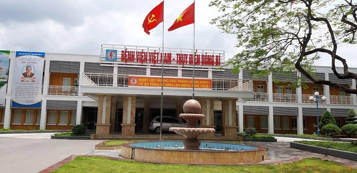"""Bệnh nhân tử vong """"bất thường"""" sau khi mổ ruột thừa tại Bệnh viện Việt Nam – Thủy Điện Uông Bí - Ảnh 1"""