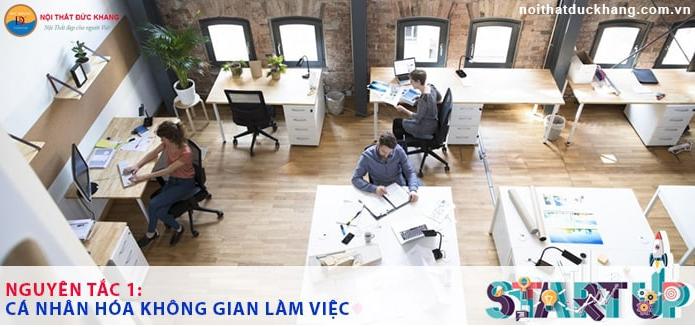 Nguyên tắc thiết kế văn phòng từ những startup thành công  - Ảnh 2