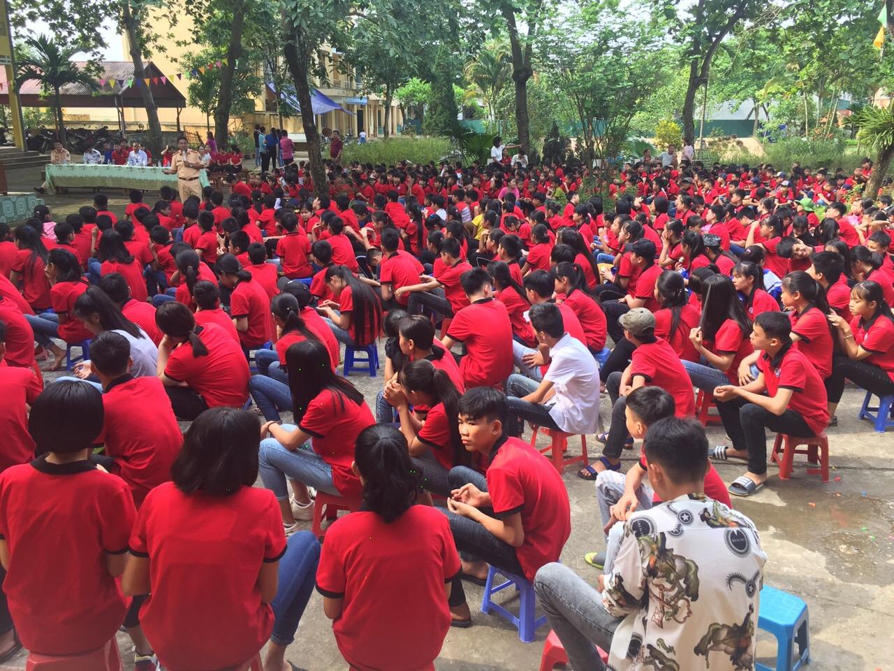 Hòa Bình: Đội Cảnh Sát Đường Thủy tăng cường công tác tuyên truyền phòng, chống đuối nước cho trẻ em. - Ảnh 1