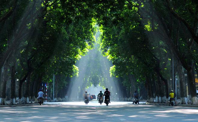 Một số giải pháp cải thiện môi trường trên địa bàn thành phố Hà Nội - Ảnh 1