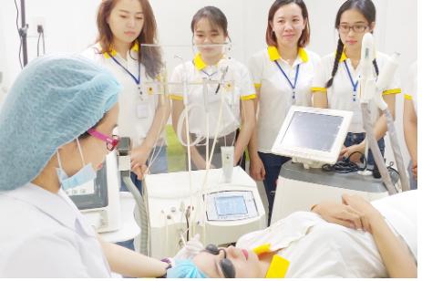 Địa chỉ học Spa uy tín tại Hồ Chí Minh trực tiếp bác sĩ đào tạo - Ảnh 5