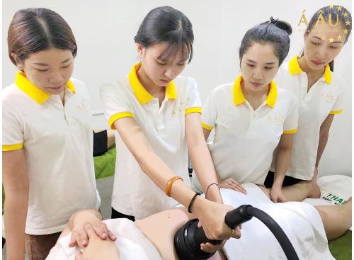 Địa chỉ học Spa uy tín tại Hồ Chí Minh trực tiếp bác sĩ đào tạo - Ảnh 6