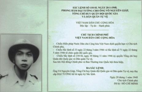 Tháng 5: Nhớ về chiến thắng Điện Biên Phủ, nhớ về Đại tướng Võ Nguyên Giáp - Ảnh 3