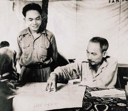 Tháng 5: Nhớ về chiến thắng Điện Biên Phủ, nhớ về Đại tướng Võ Nguyên Giáp - Ảnh 4