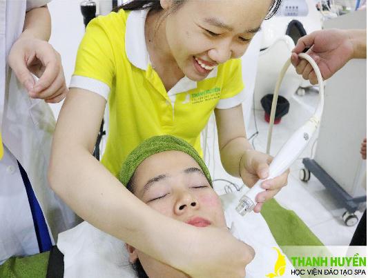 Học viện Thanh Huyền - Địa chỉ  dạy nghề Spa uy tín, được nhà nước cấp phép - Ảnh 2