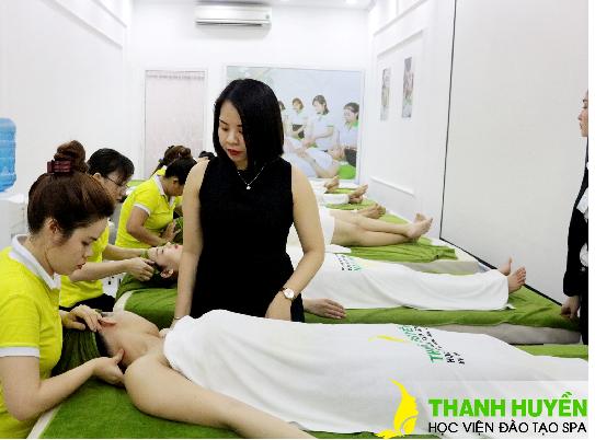 Học viện Thanh Huyền - Địa chỉ  dạy nghề Spa uy tín, được nhà nước cấp phép - Ảnh 4