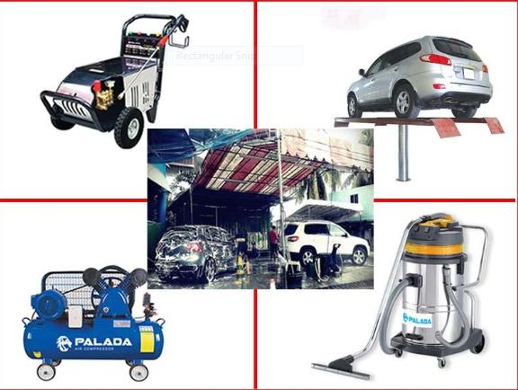 Điểm danh những mô hình rửa xe máy ô tô siêu lợi nhuận hiện nay - Ảnh 2