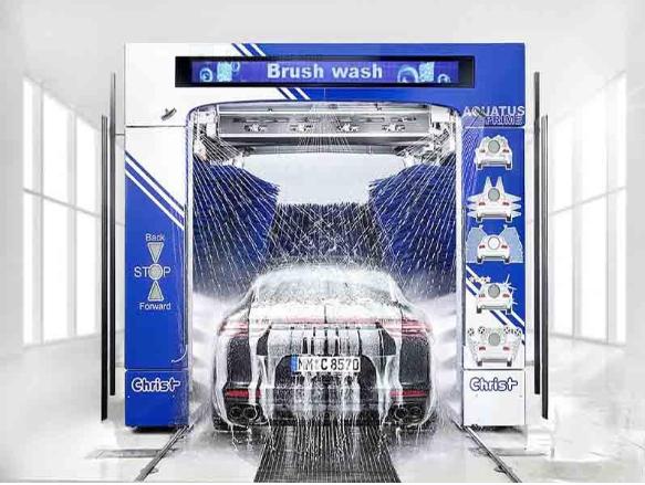 Điểm danh những mô hình rửa xe máy ô tô siêu lợi nhuận hiện nay - Ảnh 4