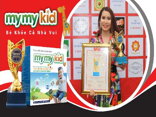 Công ty Mymy Quốc Dân nhận giải thưởng 'Top 10 thương hiệu sao vàng Đất Việt' - Ảnh 5
