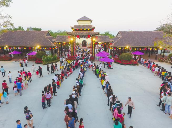 """Chào mừng ngày gia đình Việt Nam 2019 cùng """"Hội ngộ kỷ lục"""" tại HappyLand  - Ảnh 1"""