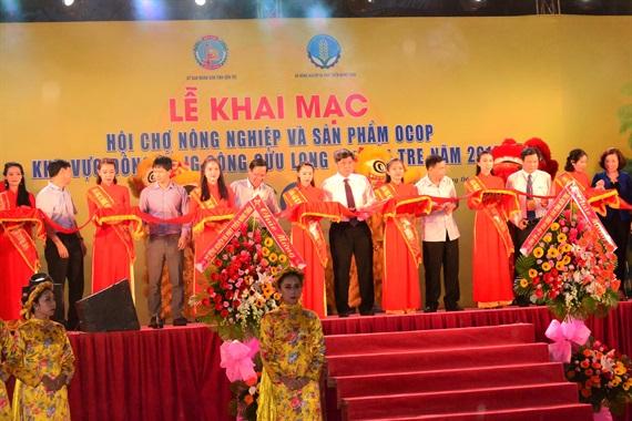 Hội chợ Nông nghiệp và sản phẩm OCOP khu vực Đồng bằng sông Cửu Long 2019 - Ảnh 1