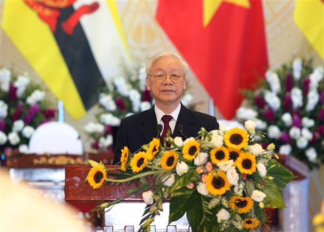 Cộng đồng quốc tế tin tưởng vào vị thế, vai trò và uy tín của Việt Nam tại LHQ - Ảnh 4