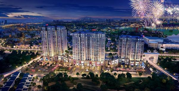 Lotte Mall Hà Nội đòn bẩy tăng giá cho bất động sản Tây Hồ - Ảnh 3