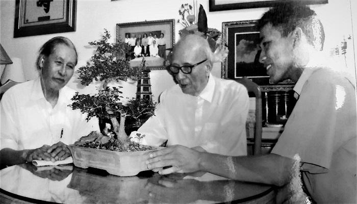 Nhớ Nhà báo, Đại tá Nguyễn Ngọc Châu: Người học trò của Đại tướng Võ Nguyên Giáp, một tâm hồn yêu thiên nhiên và Sinh Vật Cảnh - Ảnh 2