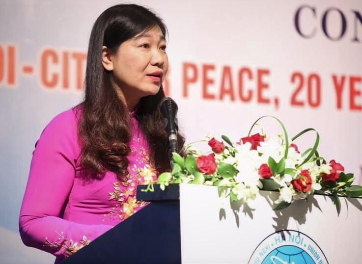 Hà Nội - Thành phố Vì hòa bình, 20 năm hội nhập, phát triển và kiến tạo Hòa bình! - Ảnh 2