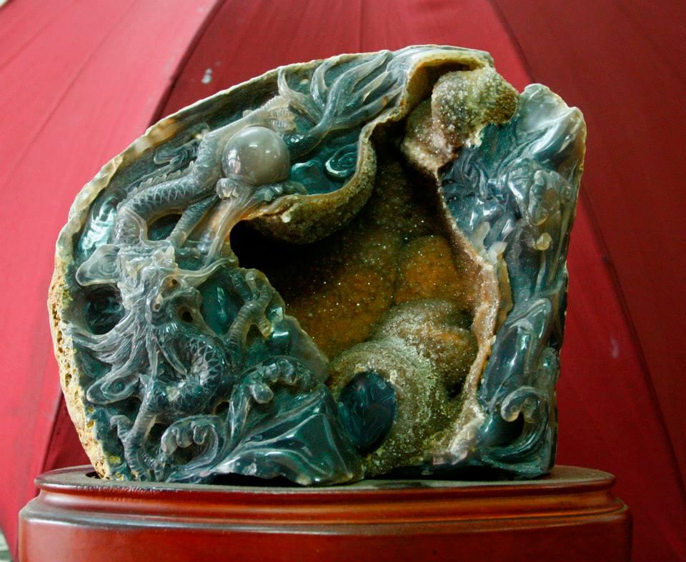 Khám phá những công dụng tuyệt vời của đá cảnh, đá phong thủy  - Ảnh 1
