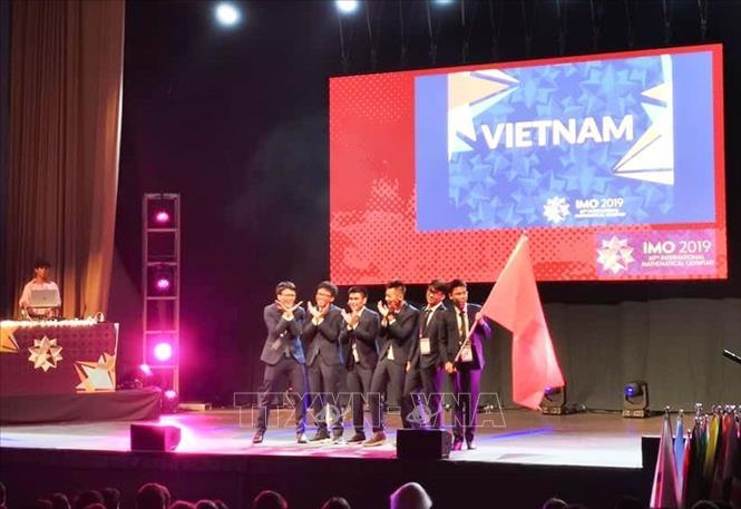 Việt Nam đã trở thành mô hình đào tạo toán học - Ảnh 1