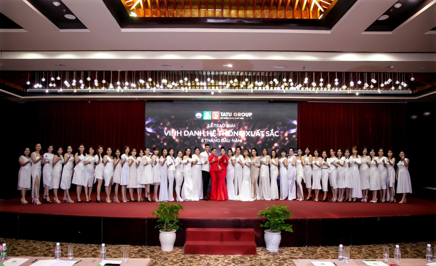 Tatu Group chi tiền tỷ trao thưởng cho hệ thống trong 6 tháng đầu năm - Ảnh 1