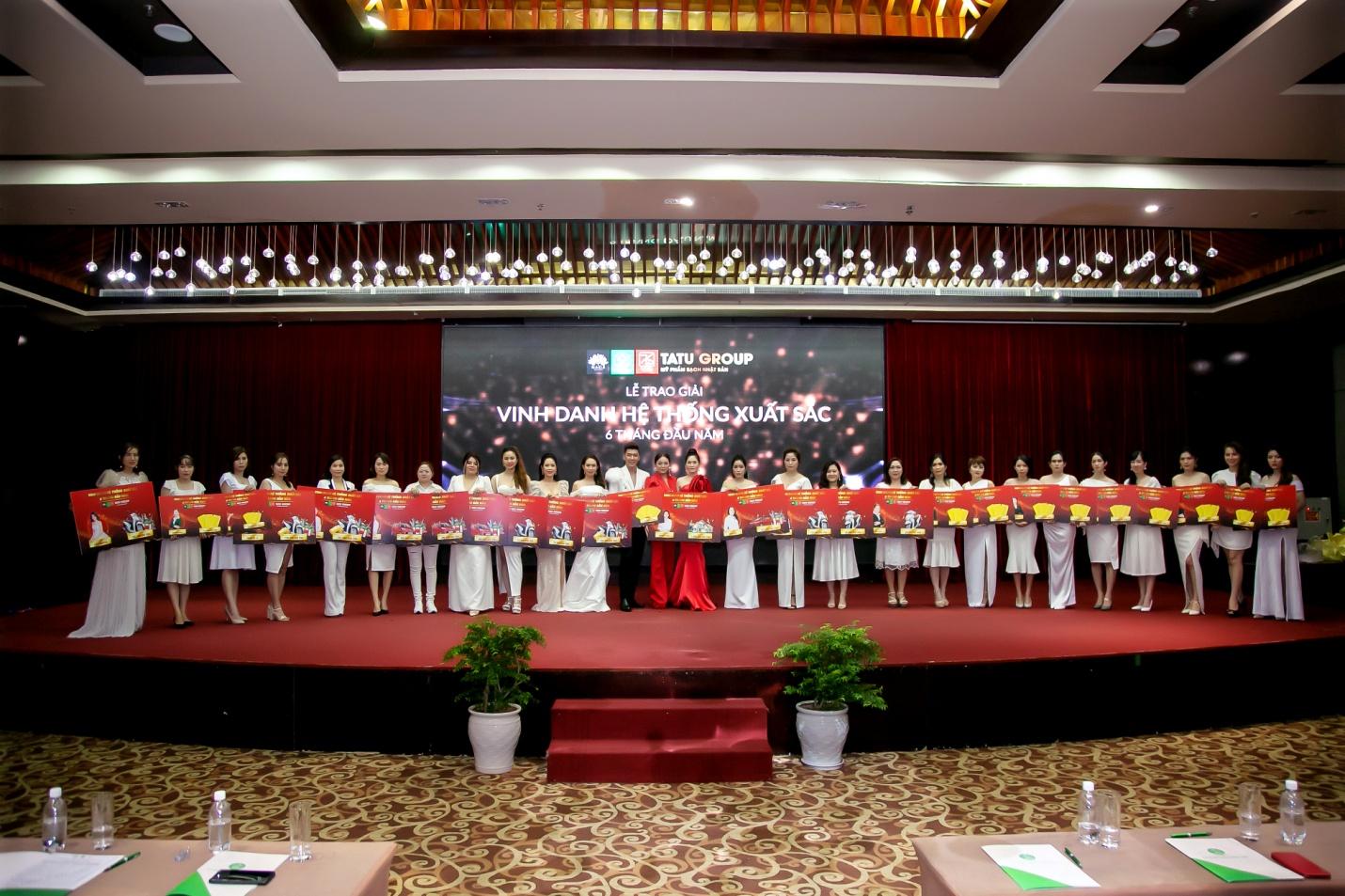 Tatu Group chi tiền tỷ trao thưởng cho hệ thống trong 6 tháng đầu năm - Ảnh 4
