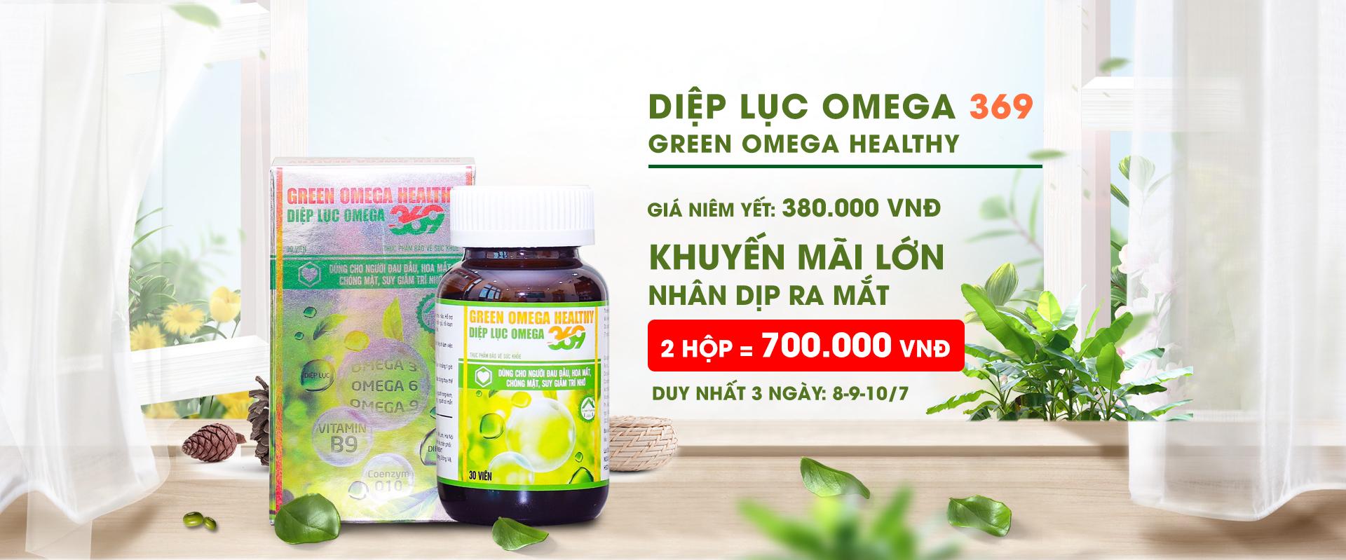 Diệp lục Omega 369 - Siêu phẩm hoàn hảo giúp tăng cường thị lực, tăng cường trí nhớ - Ảnh 2