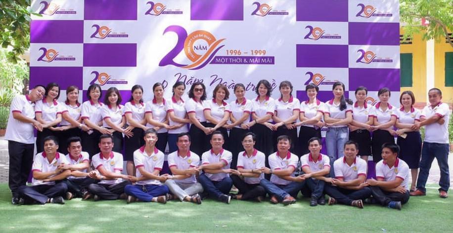 Hội khóa (1996 - 1999) Trường THPT Cao Bá Quát: 20 năm ngày trở về và nghĩa tình còn mãi! - Ảnh 15