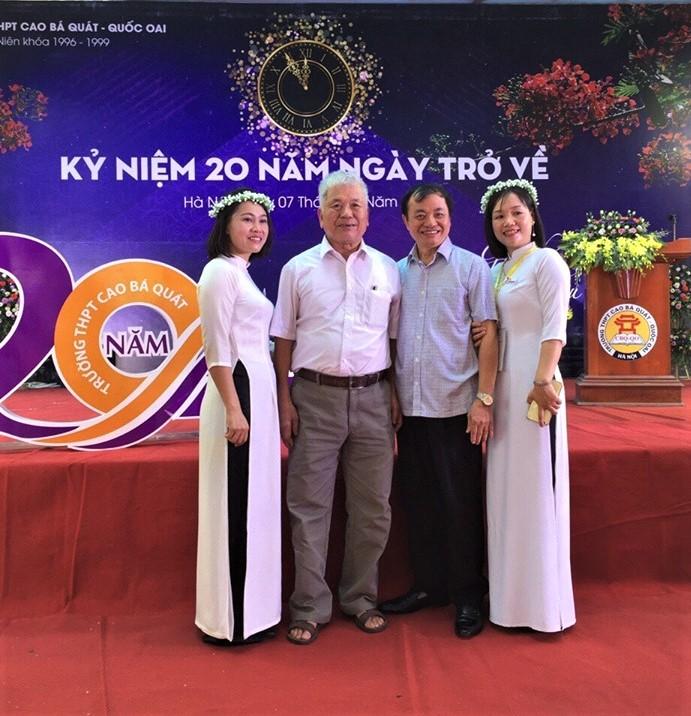Hội khóa (1996 - 1999) Trường THPT Cao Bá Quát: 20 năm ngày trở về và nghĩa tình còn mãi! - Ảnh 8