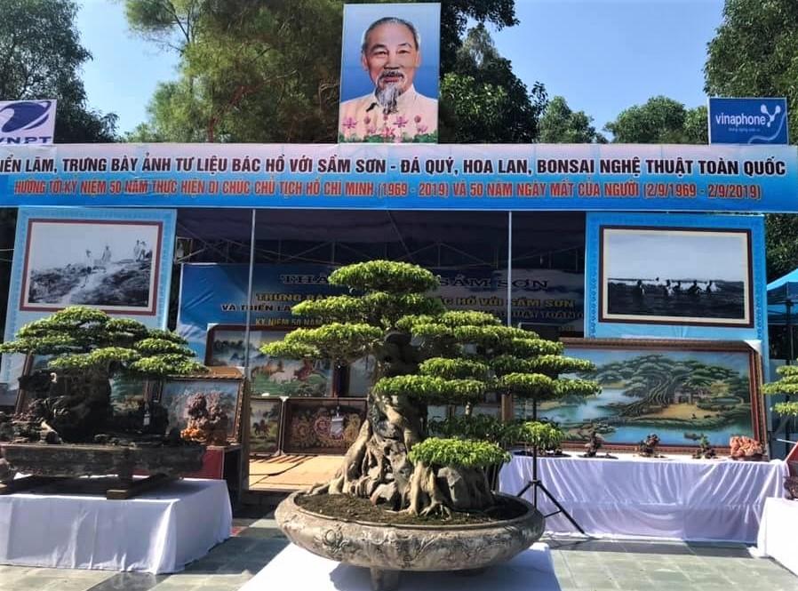 Khai mạc Triển lãm tư liệu ảnh Bác Hồ với Sầm Sơn và Sinh Vật Cảnh toàn quốc - Ảnh 1