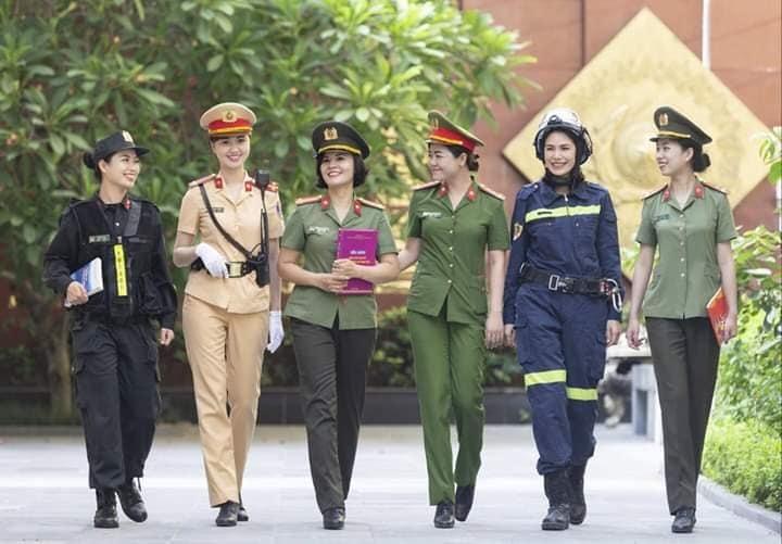 74 năm Ngày truyền thống lực lượng Công an Nhân dân: Những bước chân không mỏi - Ảnh 5
