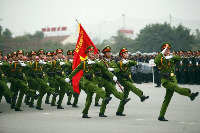 74 năm Ngày truyền thống lực lượng Công an Nhân dân: Những bước chân không mỏi - Ảnh 3