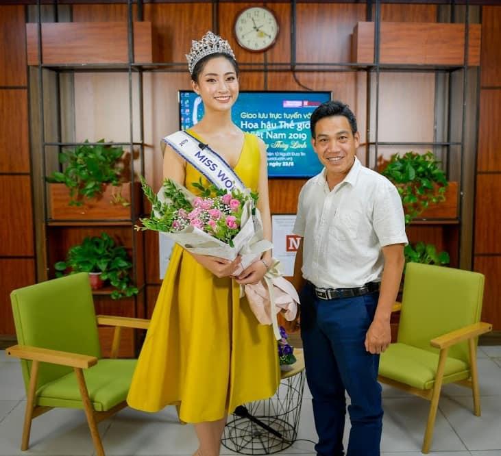 Hoa hậu Lương Thùy Linh và hành trang đi tới tương lai rộng mở - Ảnh 6