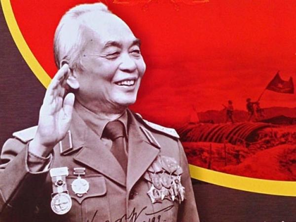 Đại tướng Võ Nguyên Giáp: Người anh cả của Quân đội còn sống mãi trong lòng dân và nhân loại yêu chuộng hòa bình! - Ảnh 3