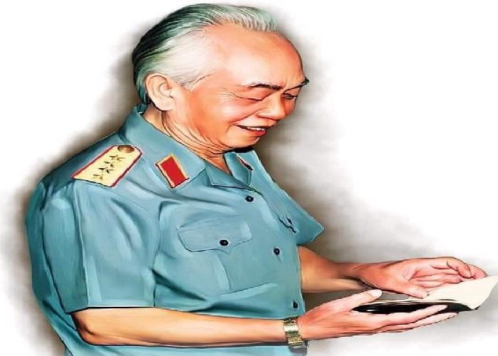 Đại tướng Võ Nguyên Giáp: Người anh cả của Quân đội còn sống mãi trong lòng dân và nhân loại yêu chuộng hòa bình! - Ảnh 1