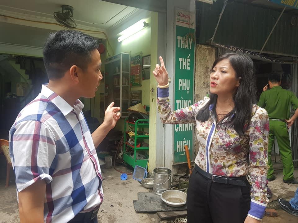 Hà Nội: Cần kịp thời chia sẻ động viên người dân sớm ổn định cuộc sống sau vụ cháy - Ảnh 6