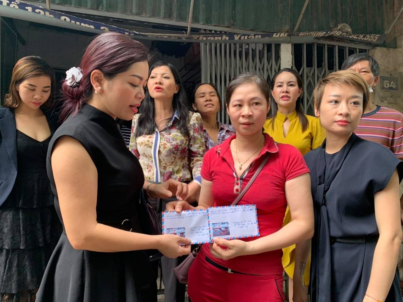 Hà Nội: Cần kịp thời chia sẻ động viên người dân sớm ổn định cuộc sống sau vụ cháy - Ảnh 1