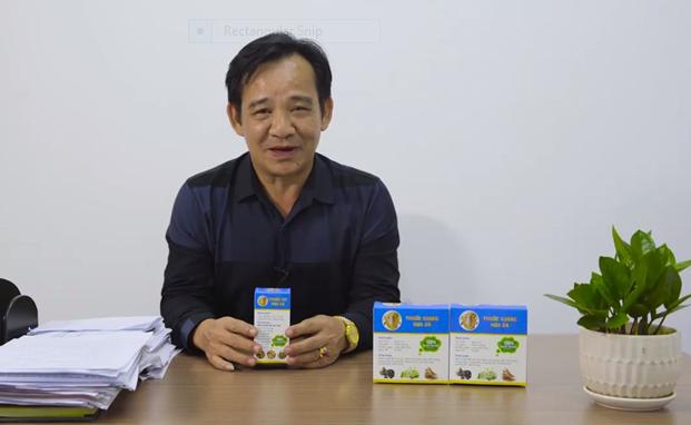 NS Quang Tèo chia sẻ bí quyết chữa viêm đa xoang hiệu quả nhờ Xoang Hoa Đà - Ảnh 1