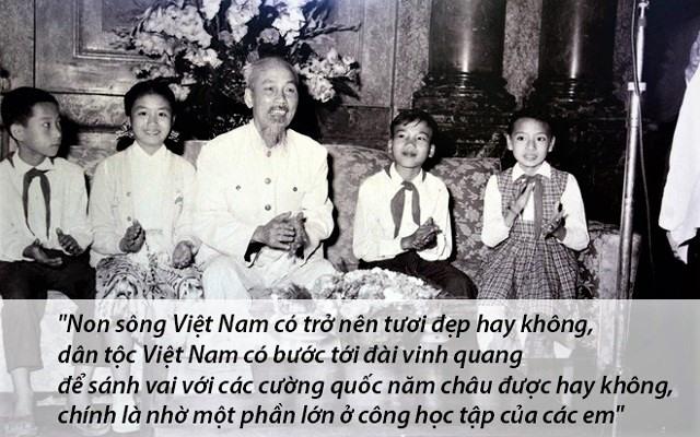 Chủ tịch Hồ Chí Minh với sự nghiệp Trồng cây và Trồng người - Ảnh 2
