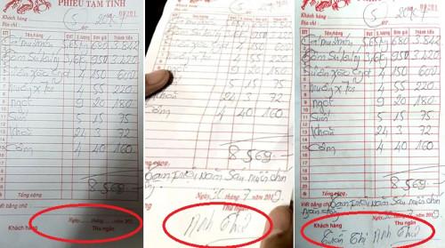"""Liên minh ma quỷ """"chặt chém"""" khách bị lật tẩy: Quán Hai Cây Bàng tại Vũng Tàu bị phạt 14 triệu đồng và tạm đóng cửa có thời hạn (Bài 6) - Ảnh 1"""