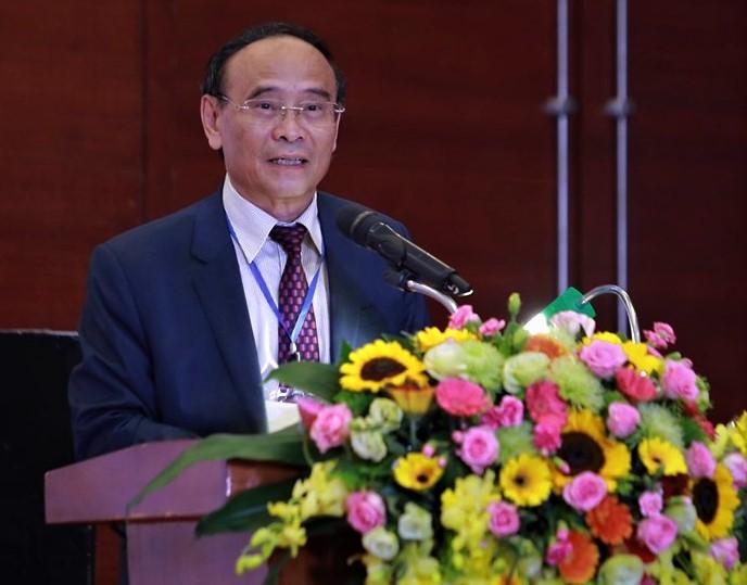 Hội Luật gia Việt Nam tiếp tục phát huy tinh thần đoàn kết, chủ động, đổi mới, sáng tạo và phát triển - Ảnh 1