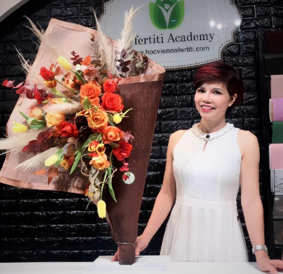 Nghệ thuật tạo hình kết tráp từ tinh hoa nông sản Việt  - Ảnh 6