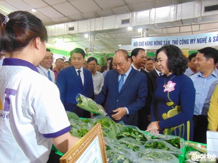 Hà Nội tiếp tục xây dựng vùng nông thôn xanh, sạch, đẹp, một miền quê đáng sống - Ảnh 3
