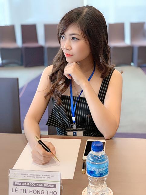 Phó Giám đốc kinh doanh Mini Garden Hồng Tho: Hành trình của khát vọng - Ảnh 1
