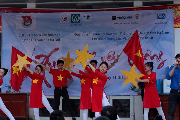 'Trao yêu thương- Nhận hạnh phúc' cùng Đại học Văn hóa Hà Nội và Zila VietNam : Để bệnh viện Phong Ba Sao không còn là nơi tối tăm, lạnh lẽo - Ảnh 8