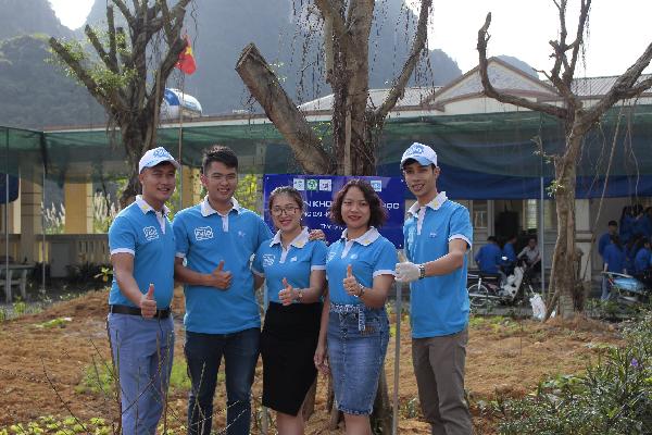 Cùng Zila VietNam và Đại học Văn hóa Hà Nội mang 'Xuân trao yêu thương 2020' đến với bệnh viện Phong Ba Sao - Ảnh 5