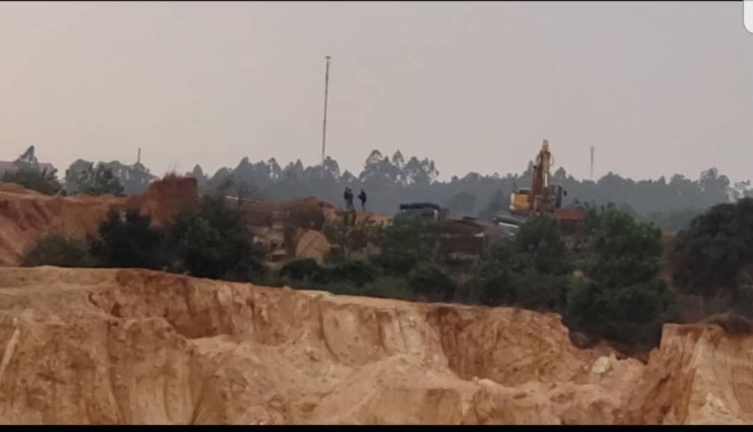 Vĩnh Yên - Vĩnh Phúc: Thực trạng khai thác đất trái phép tại phường Khai Quang - Ảnh 3