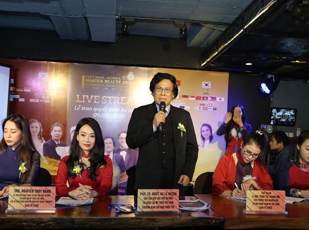 Livestream Trực tuyến toàn cầu của cuộc thi Master Beauty Awards Việt Nam Korea lần thứ 5 thành công tốt đẹp - Ảnh 6