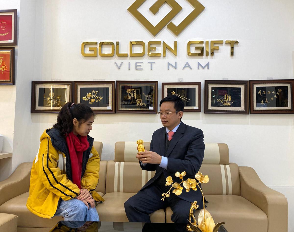 Golden Gift Việt Nam – Thương hiệu quà tặng cao cấp của người Việt - Ảnh 1