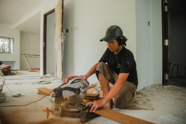 Kinh nghiệm lựa chọn và thi công sàn gỗ tự nhiên - Ảnh 1