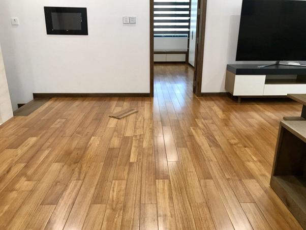 Kinh nghiệm lựa chọn và thi công sàn gỗ tự nhiên - Ảnh 5