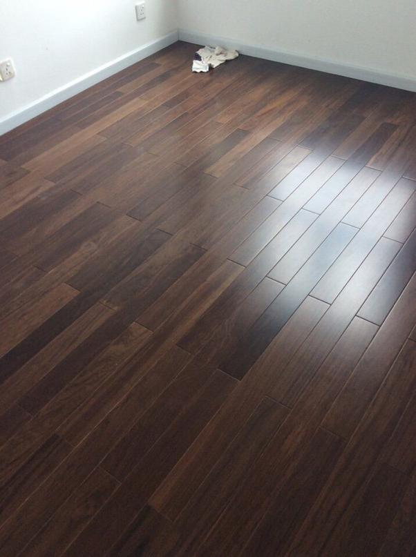 Kinh nghiệm lựa chọn và thi công sàn gỗ tự nhiên - Ảnh 8